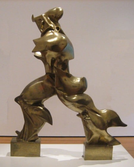 Futurism Art Movement - Umberto Boccioni - Sculpture