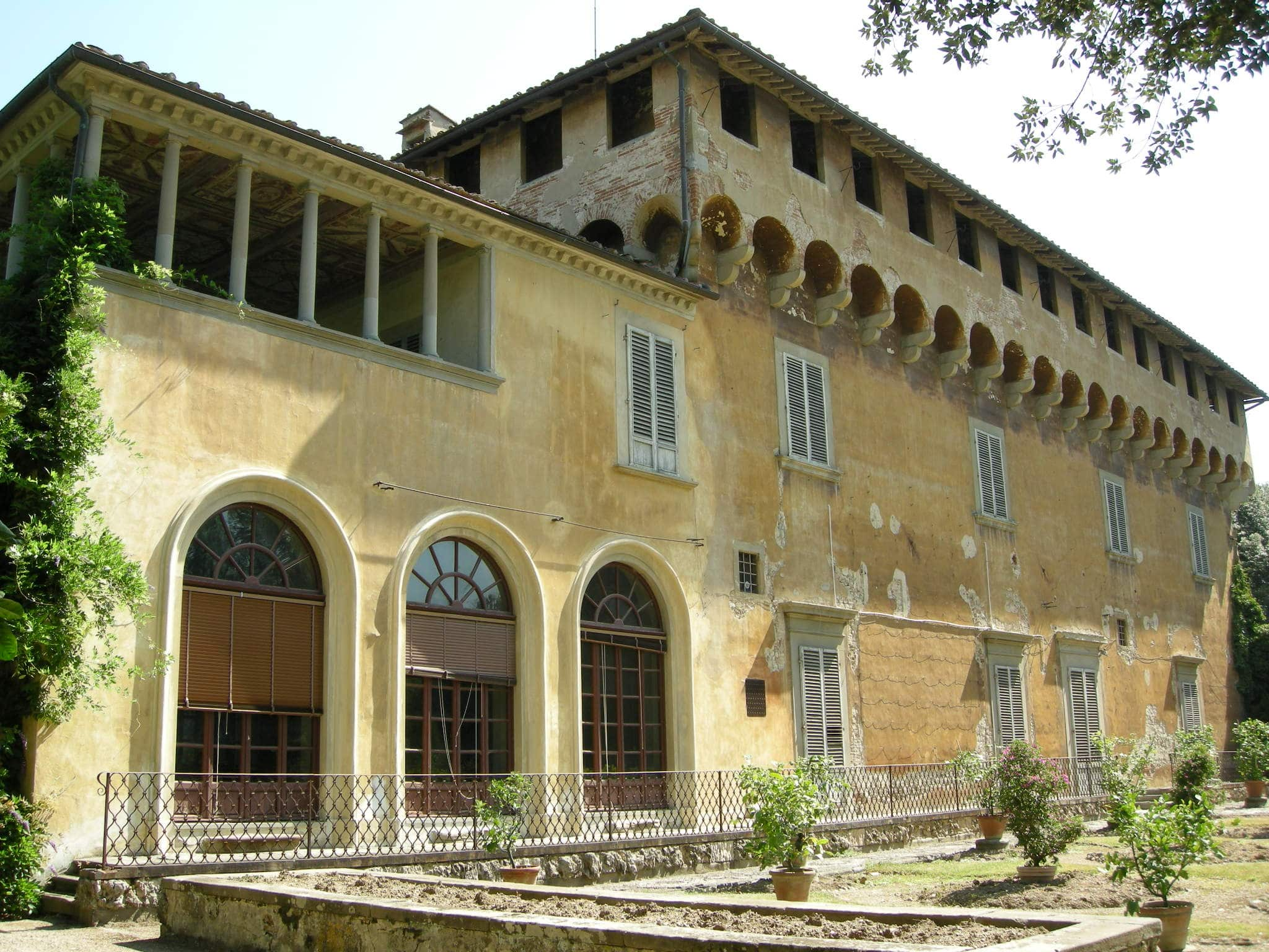 Medici Villa Careggi