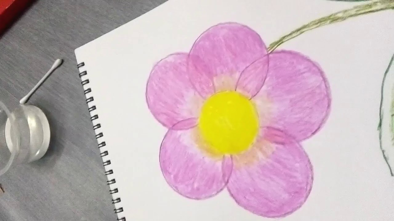 Watercolor Pencils for Kids