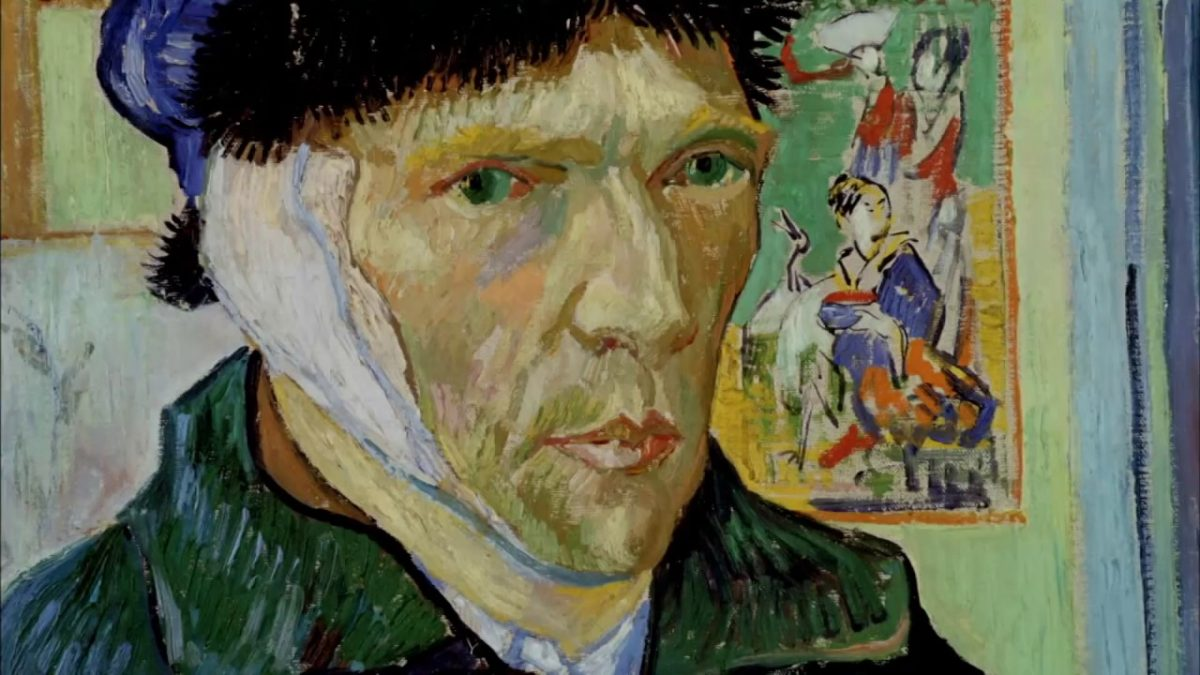 Truth behind Vincent Van Gogh's Ear